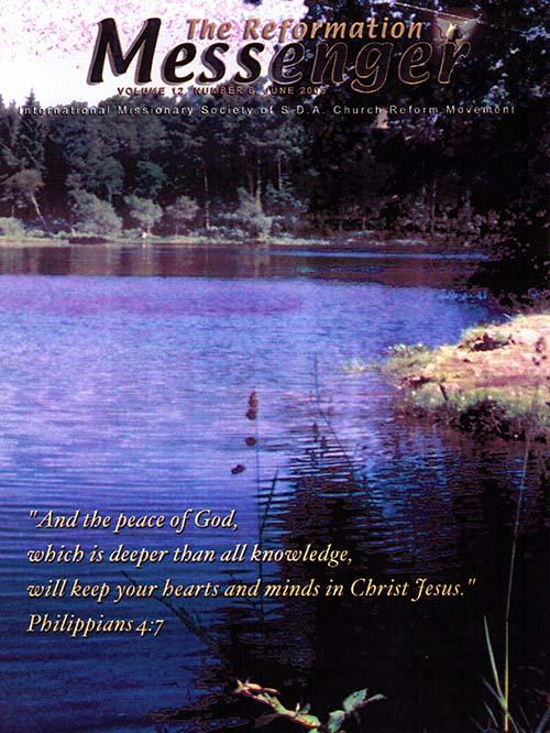 The Reformation Messenger - June 2005