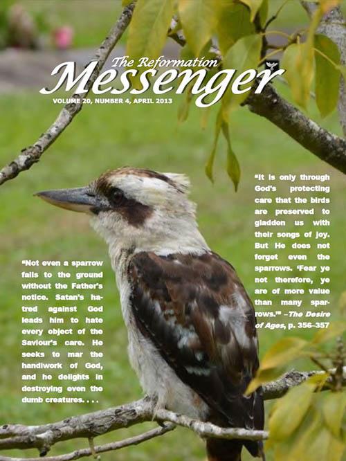 The Reformation Messenger - April 2013