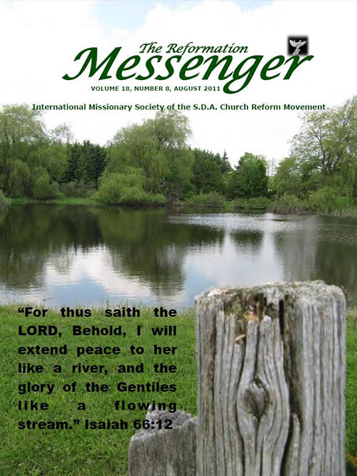The Reformation Messenger - August 2011