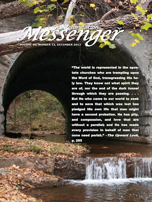 The Reformation Messenger - December 2013