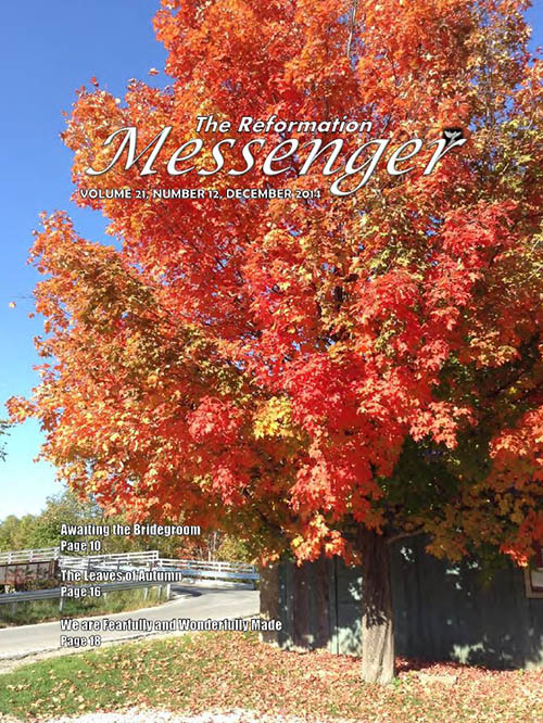 The Reformation Messenger - December 2014