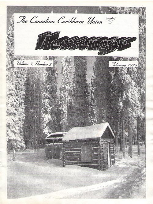 The Reformation Messenger - February 1996