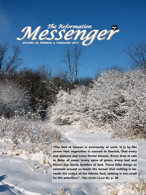 The Reformation Messenger - February 2013