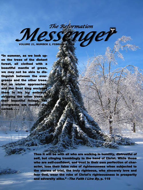 The Reformation Messenger - February 2014