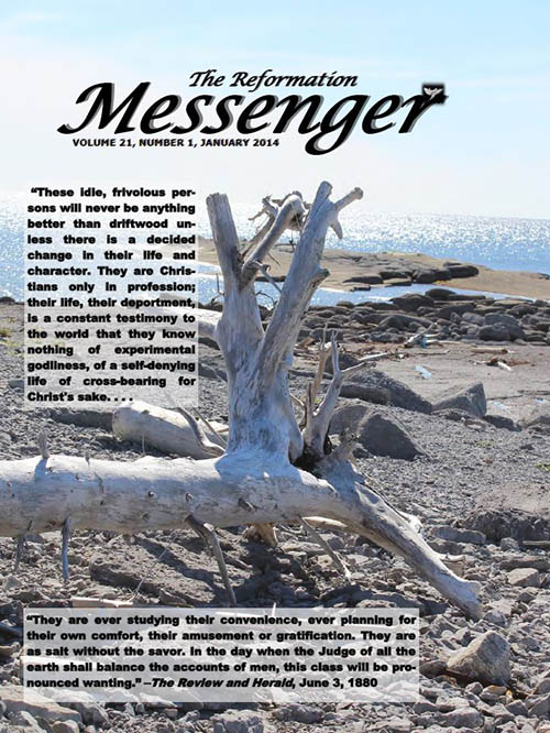 The Reformation Messenger - January 2014