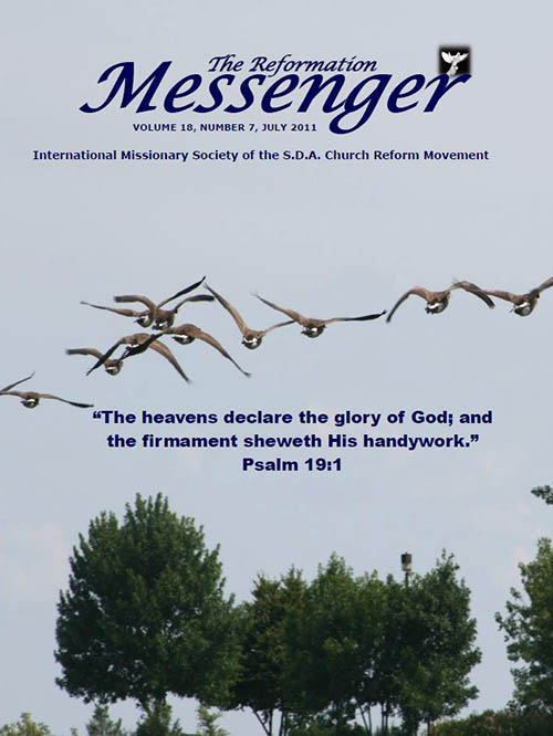 The Reformation Messenger - July 2011