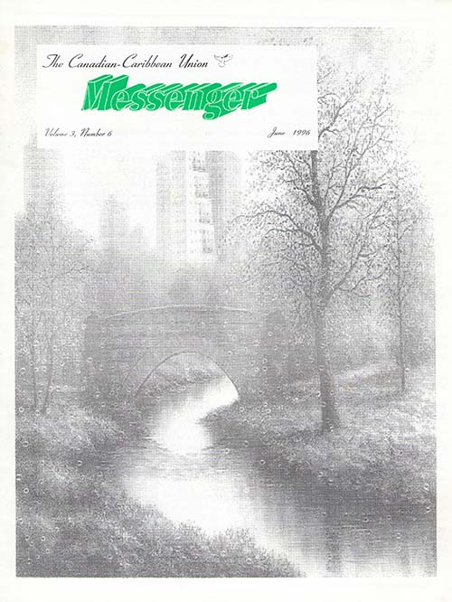 The Reformation Messenger - June 1996