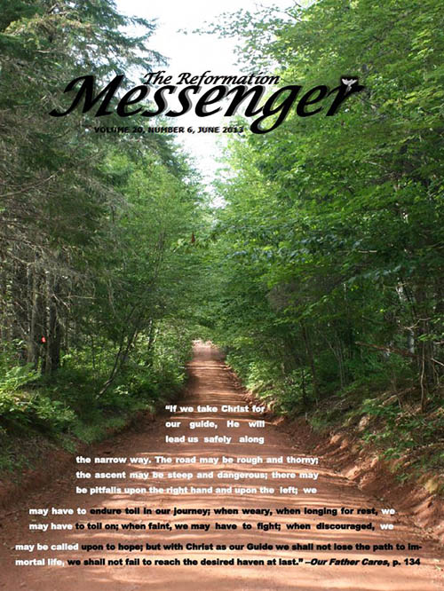 The Reformation Messenger - June 2013