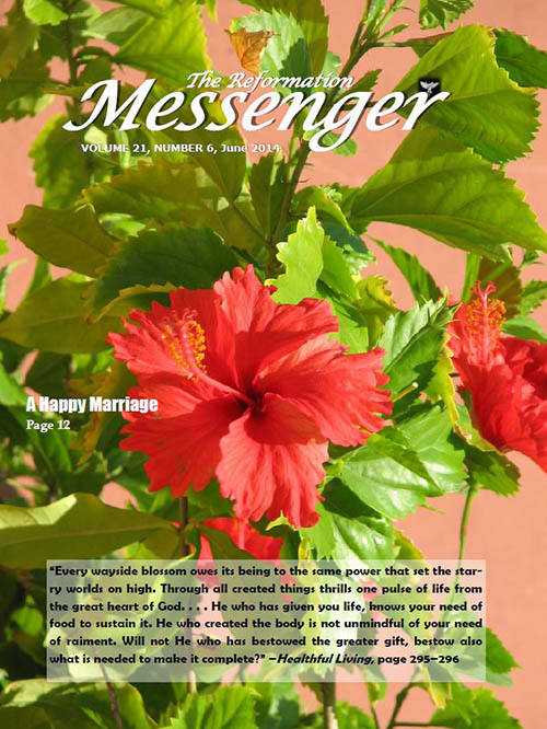 The Reformation Messenger - June 2014