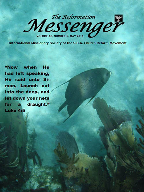 The Reformation Messenger - May 2011