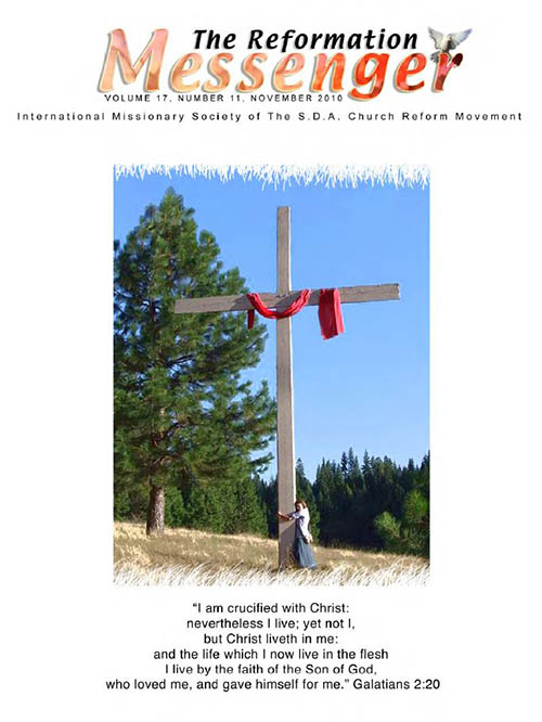 The Reformation Messenger - November 2010