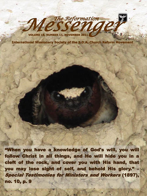 The Reformation Messenger - November 2011