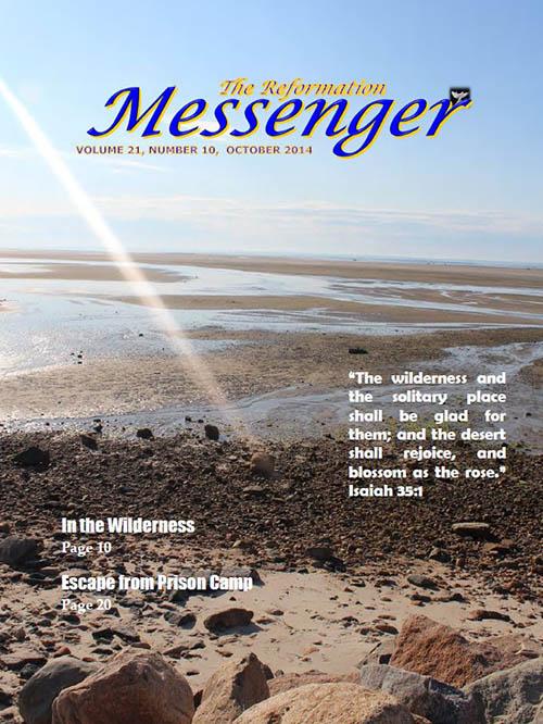 The Reformation Messenger - October 2014