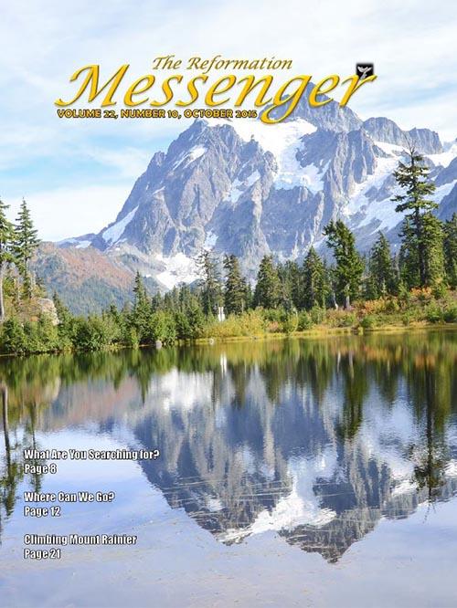The Reformation Messenger - October 2015