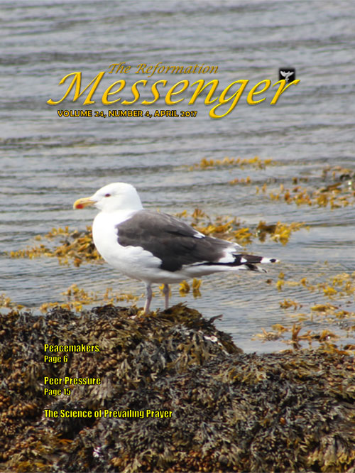 The Reformation Messenger - April 2017