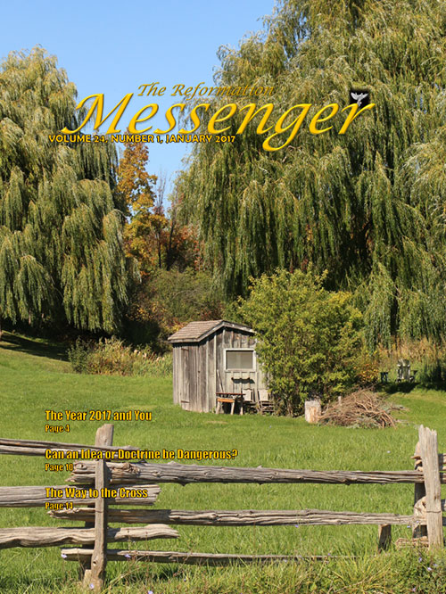 The Reformation Messenger - January 2017